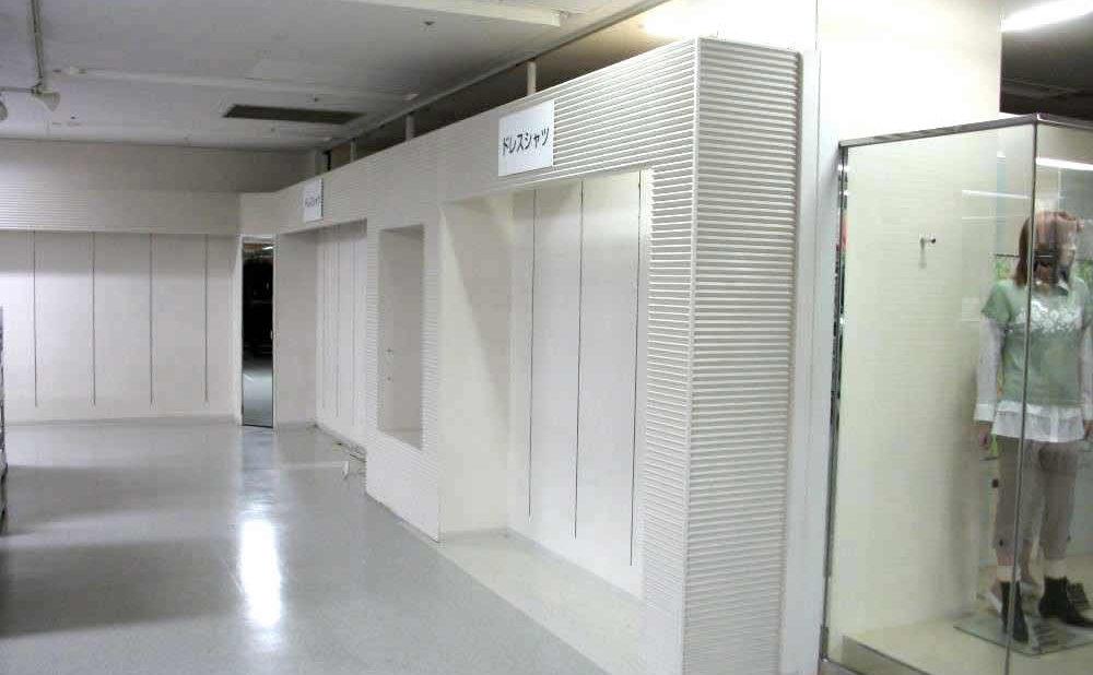 イオン野田阪神店 活性化及び計画修繕工事